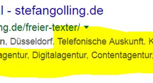 Google Ads textet selbst. Das Ergebnis tut ein bisschen weh.